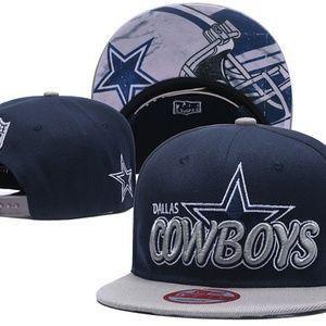 Dallas Cowboys New Era 9FIFTY Snapback Hat Cap